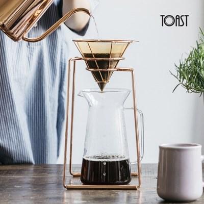 [토스트리빙] 핸드 / 커피 드립스탠드 세트 600ml