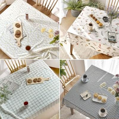주방데코 꿀팁 식탁보/테이블보 모음전
