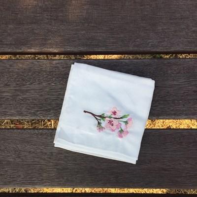 [Organic cotton] Cherry Blossom