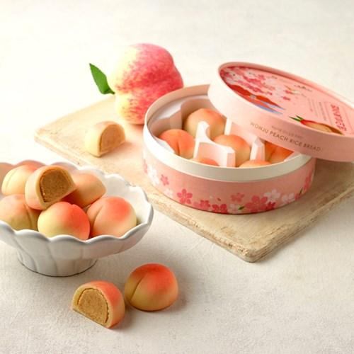 [무료배송] [오븐] 달콤하고 촉촉한~ 복숭아빵 7개입