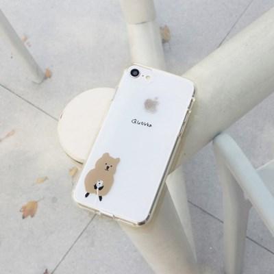 [젤리케이스] 쿼카 191 폰케이스 아이폰/LG