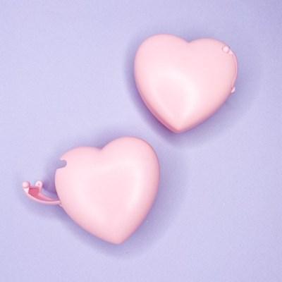 [맙소사잡화점] 핑크 하트 테이프 커터