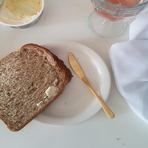 골드 잼나이프 버터나이프