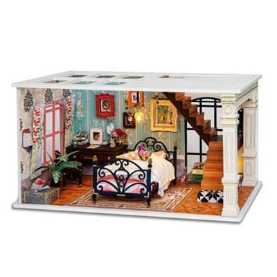 DIY 미니어처 하우스 3단 로프트 - 파리 미드나잇_(1260194)