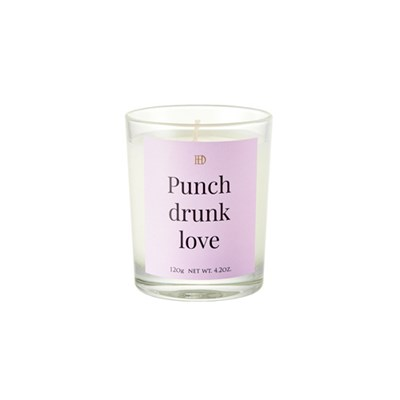 [헤델캔들] Punch drunk love / 펀치 드렁크 러브