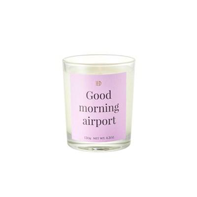 [헤델캔들] Good morning Airport / 굿모닝 에어포트