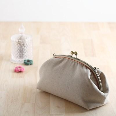 프레임가방만들기 25cm 내품에여행2 디자인선택 체인별도구매