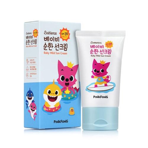 핑크퐁 베이비 선크림 60ml 2개_(2292086)