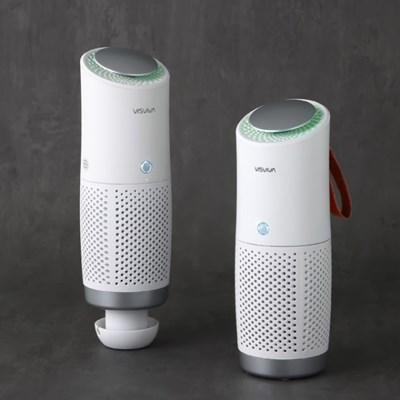 [비스비바] 에어비 휴대용 무선 공기청정기_(2412698)