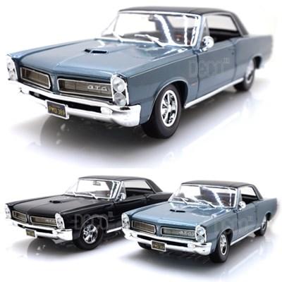 1:18 폰티악 GTO 1965 미니카 다이캐스트