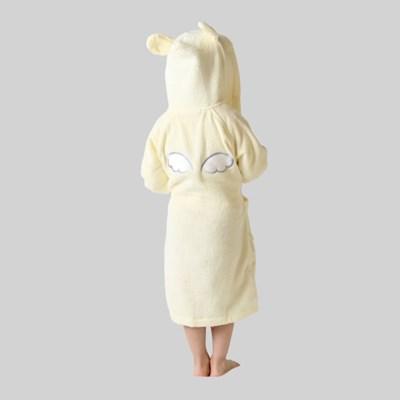 로앤데이 헬로우엔젤 유아목욕가운