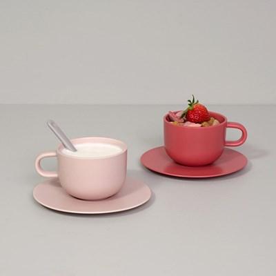볼볼홈파티 커피잔 350ml(5color)