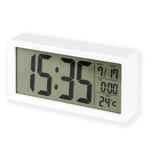 [Tomo]토모 멀티 LCD 디지털 탁상시계/ 알람 시계/(1371433)