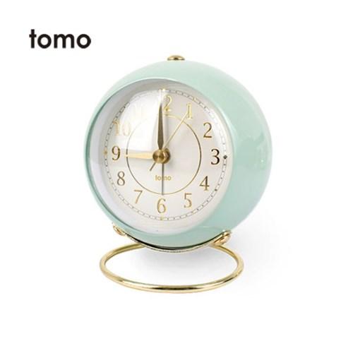 [Tomo]토모 켄트 저소음 탁상시계_그린 /알람시계/ TOMO_(1371435)