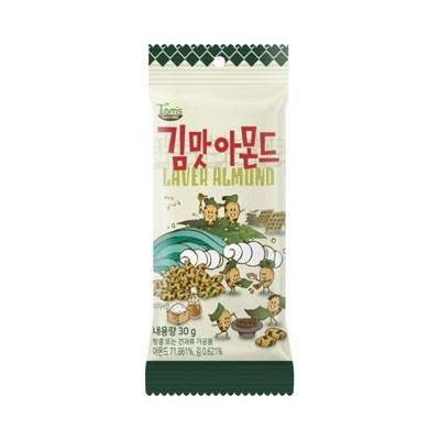김맛 아몬드 30g