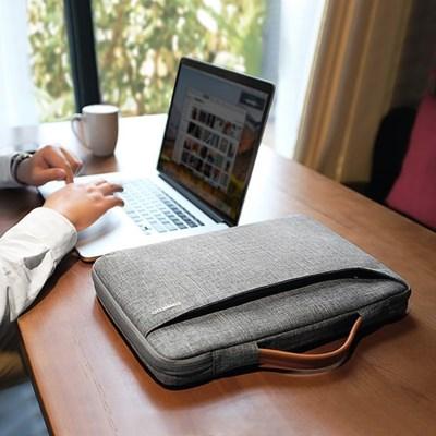 A22 맥북프로 노트북 가방 15인치-15.6인치(맥북프로16인치) 그레이