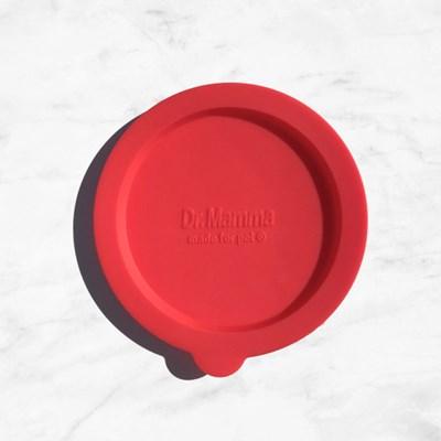 닥터맘마 강아지사료 실리콘 커버 뚜껑 밀폐용기