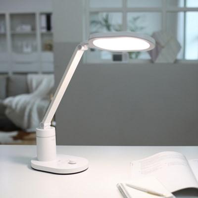 [무아스] 시력보호 내추럴 LED스탠드 학생용 학습용 공부 책상
