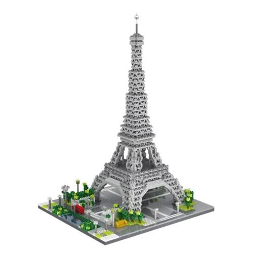 YZ069 에펠탑 대형 건축물 나노블럭