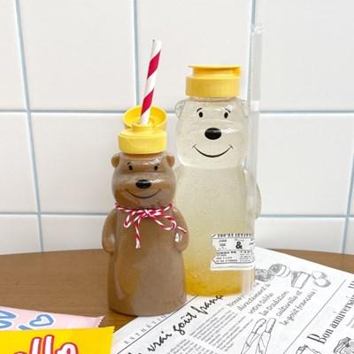 [소행섬] 곰돌이 소스통
