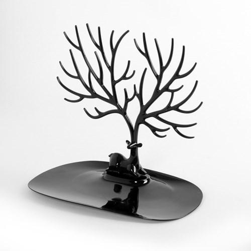 사슴뿔 귀걸이 악세사리 진열대(블랙)/소품 거치대