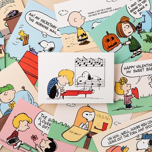 [Peanuts] 스누피 엽서세트