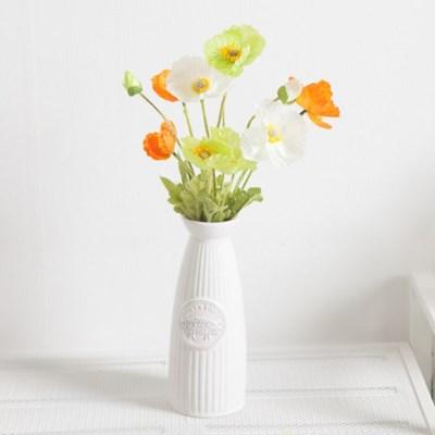 리얼양귀비가지 55cm FAIAFT 조화 꽃 인테리어소품_(1699351)