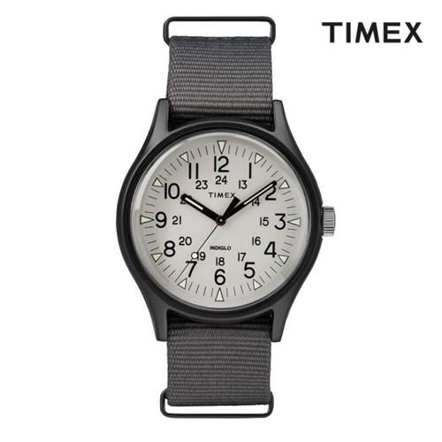 타이맥스 정품 남성 나토밴드 패션손목시계 TW2T10500