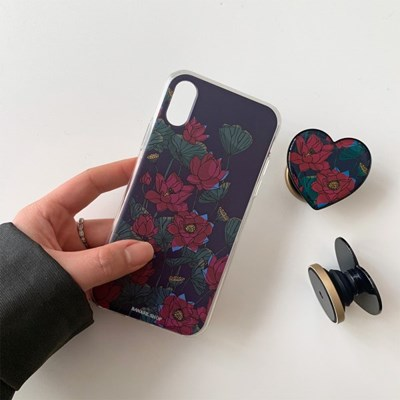 Lotus [Jelly case]