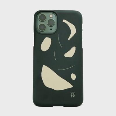 Nid Pattern Case [Dark Khaki]