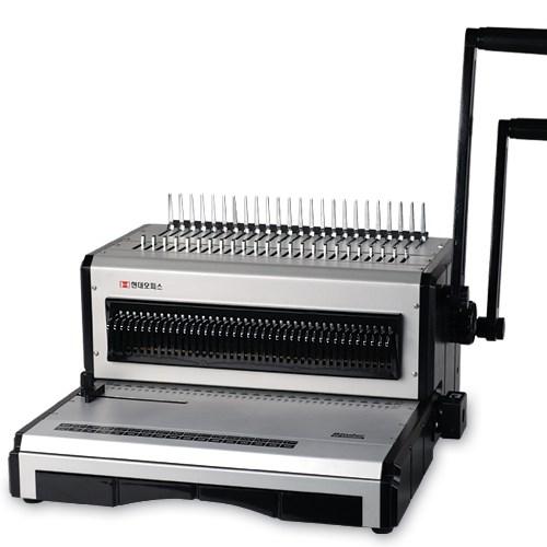 겸용제본기 ST-4500RW +링200개+표지100매/스틸재질/튼_(984558)