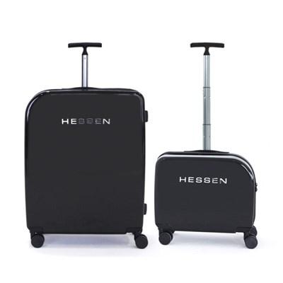 [HESSEN] 헤쎈 캐리어 25인치_블랙/여행가방/여행용캐리_(1559935)