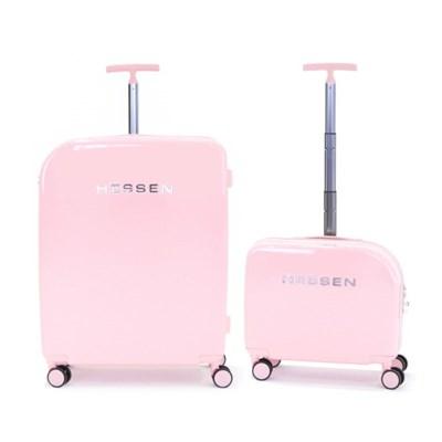 [HESSEN] 헤쎈 캐리어 25인치_로즈핑크/여행가방/여행용_(1559937)