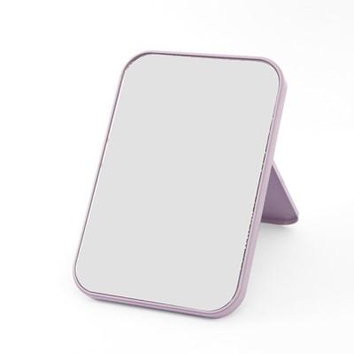 무지 사각 탁상거울 / 접이식 테이블거울