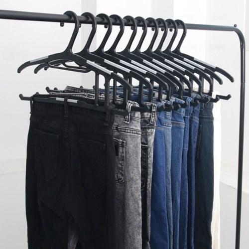 마이티 멀티 바지옷걸이 10P