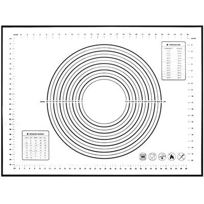 세븐프리 실리콘 반죽매트 대형40x60cm 블랙_(2948065)