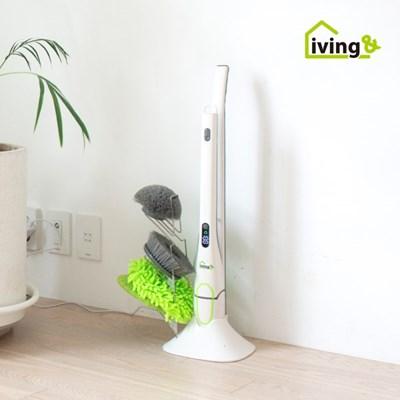 리빙앤 멀티 클린 무선 물걸레 욕실 청소기 LNMC-100