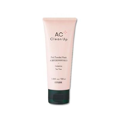 [에뛰드] AC 클린업 핑크 파우더 마스크