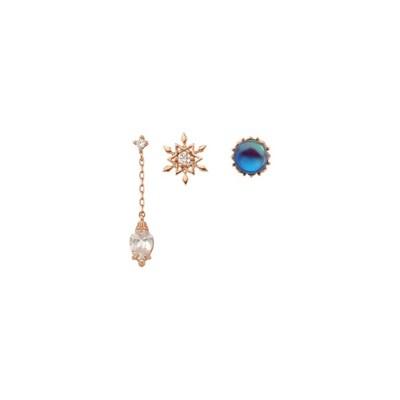 [로이드 x 디즈니 호두까기인형] 눈꽃 왕국 10K 귀걸이 LPTH4135T