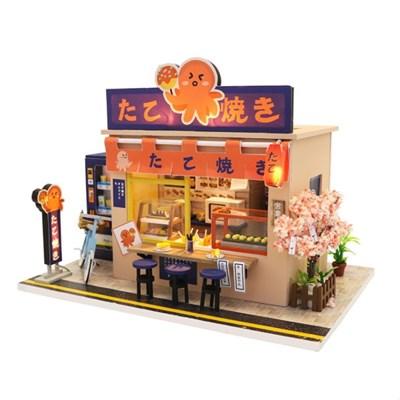 DIY 미니어처 하우스 - 타코야끼_(1278425)