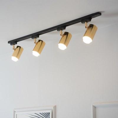 LED 디퓨전 COB 레일조명 8W