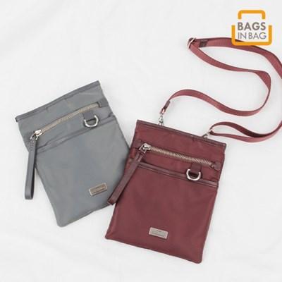슬림 여권 크로스백 BBS-PPNK 미니핸드폰가방