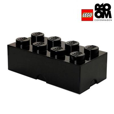 [레고스토리지] 레고 브릭정리함 8구 (블랙)