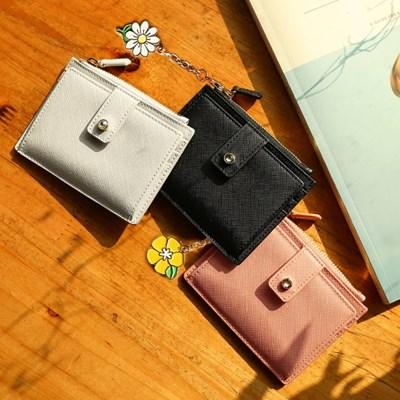 [탄생화키링+카드지갑세트]Shine on you card wallet(3종 택1)