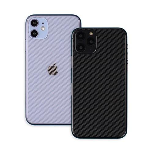 [끼움] 아이폰11 / 아이폰11pro / 아이폰11pro max 후면 카본 필름