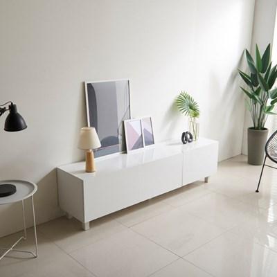 [딜라이트] 큐브 도어 1800 수납 거실장