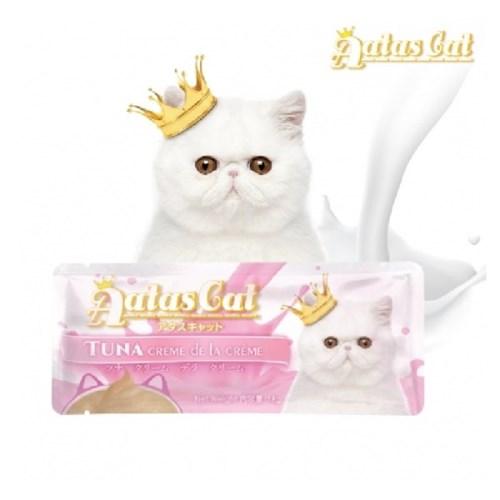 아타스캣 간식 참치 크리미 16g 1개/고양이츄르,고양이퓨레
