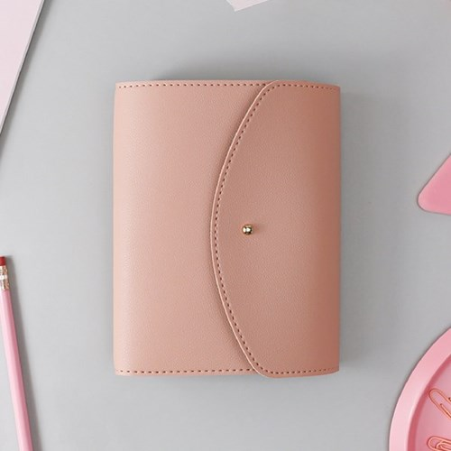 [SHIL NOTE] A6 미니 바인더 - 핑크