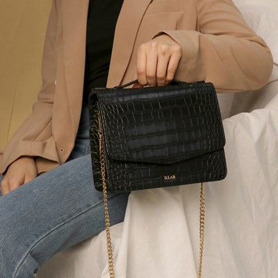 D.LAB Elly bag - Black_(945818)