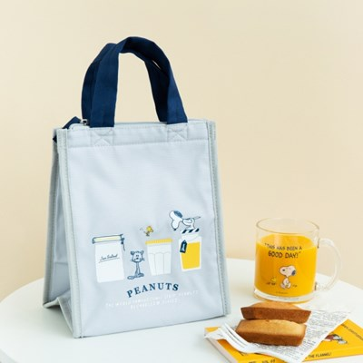 [PEANUTS] LUNCH BAG